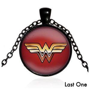 Wonder Women Insignia Necklace